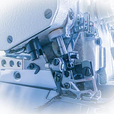 Huvudklassificeringar av industriella symaskiner