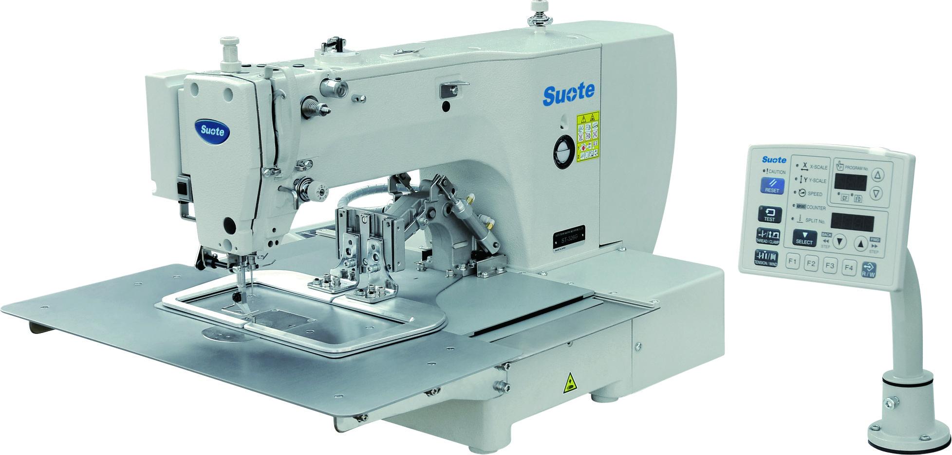Hur man väljer en industriell symaskin