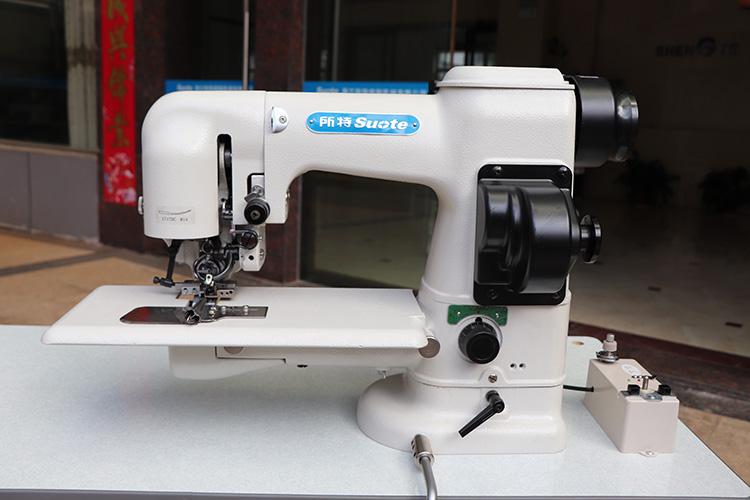 Elektrisk symaskin underhålls grafisk metod